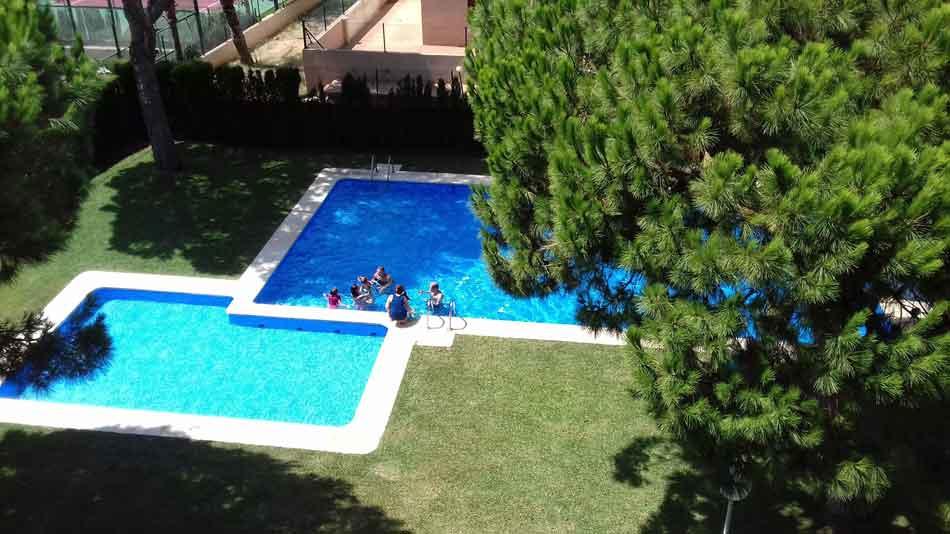 apartamento en venta benicasim calle de los frailes piscina
