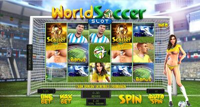 OKE77.COM AGEN SLOT WORLD SOCCER GAMES