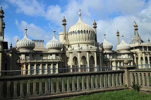 Royal Pavilion Brighton.