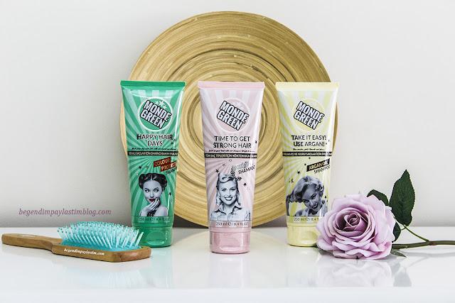 Monde Green Şampuanlar