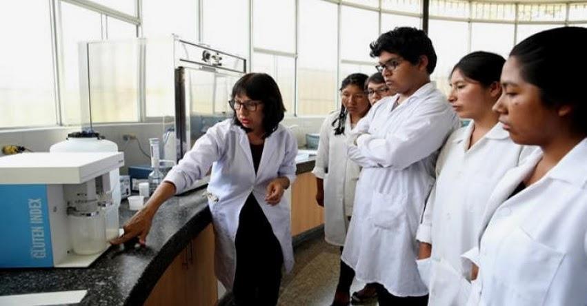 MINEDU ha invertido más de mil millones de soles en las universidades públicas - www.minedu.gob.pe