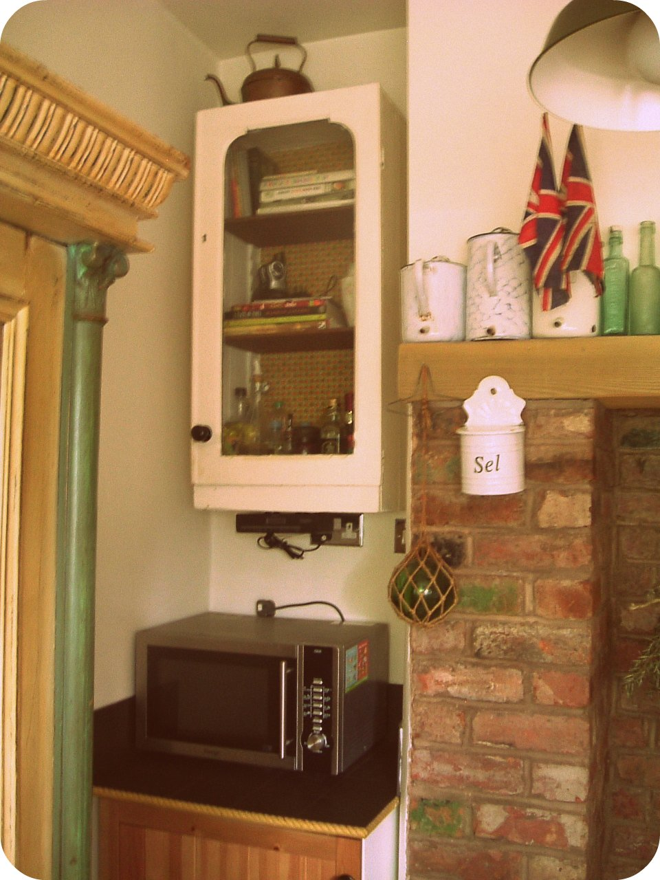 Salvage Yard Kitchen Cabinets