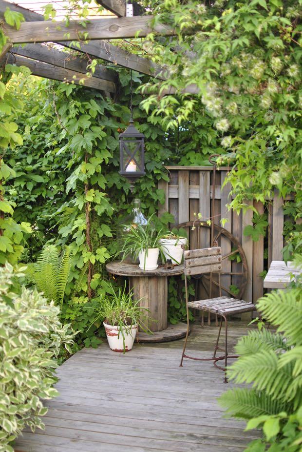 trädgård pergola hannashantverk.blogspot.se