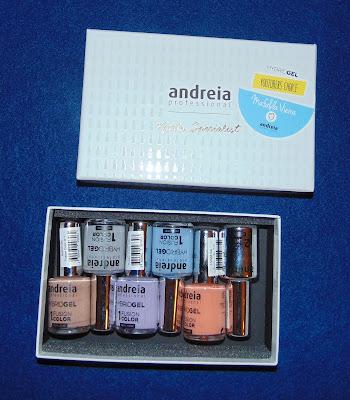Conhece os vernizes Hybrid Gel by Andreia