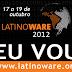 Latinoware 2012: Eu vou!