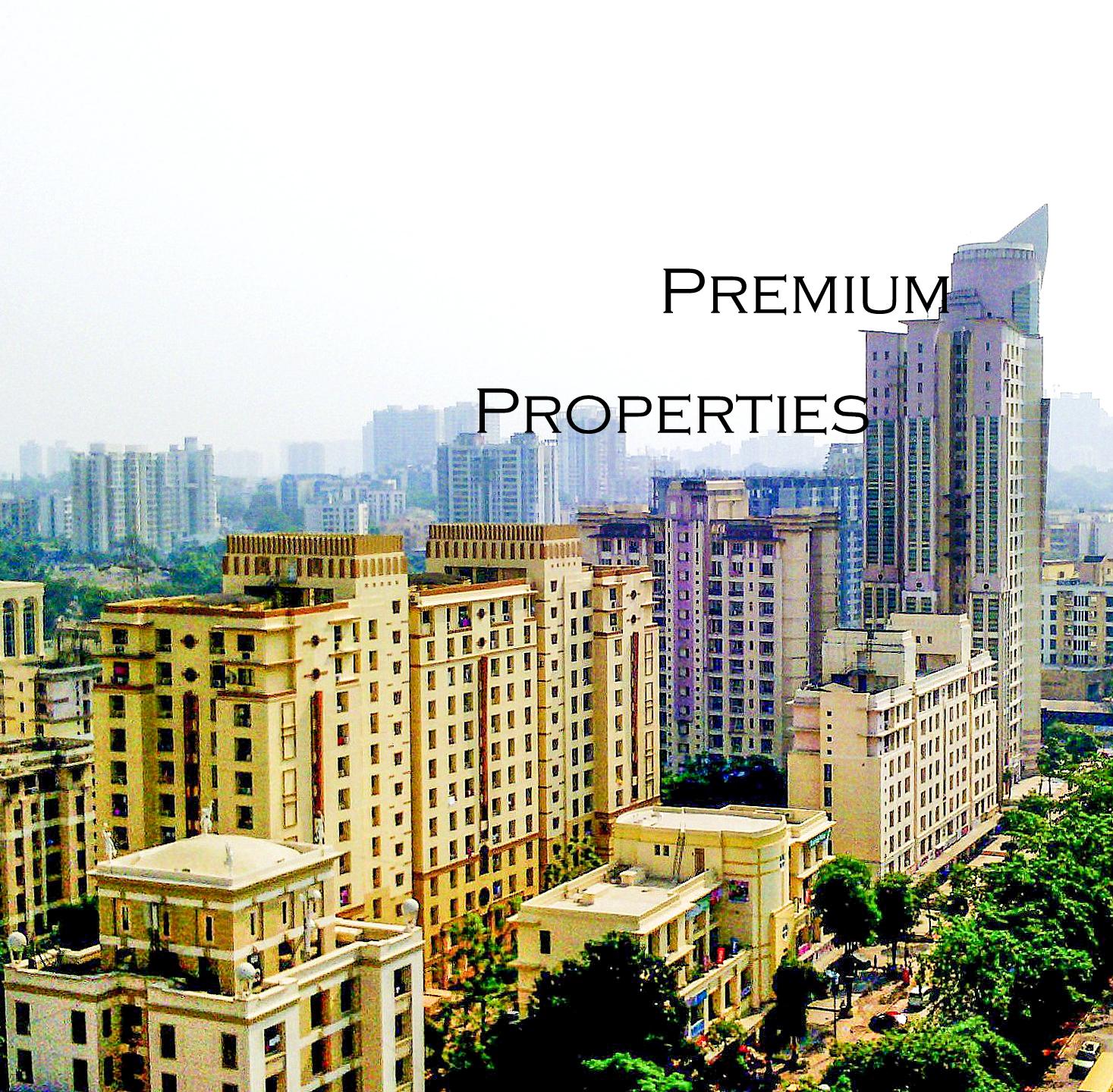 Tribeca Apartments For Rent: Tribeca, Hiranandani Estate : Brand New 3 Bed Room