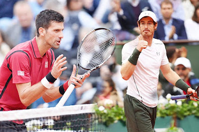 Andy Murray and Novak Djokovic Trying Clinch US Open Final Duel