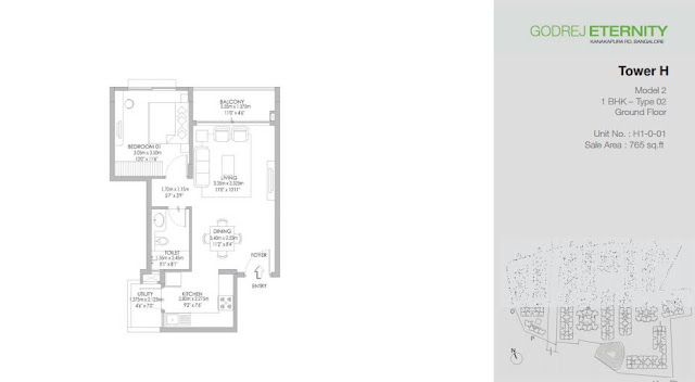 Godrej Eternity Floor Plans
