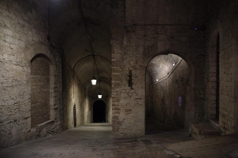 La Rocca Paolina a Perugia