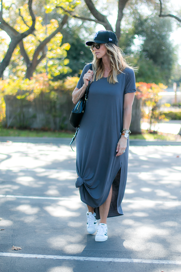 cute mom dress style