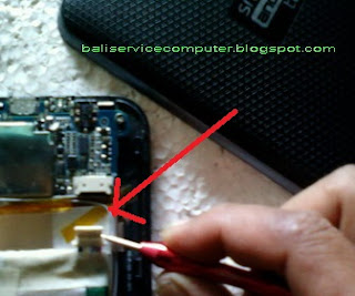 cara ganti baterai tablet andromax
