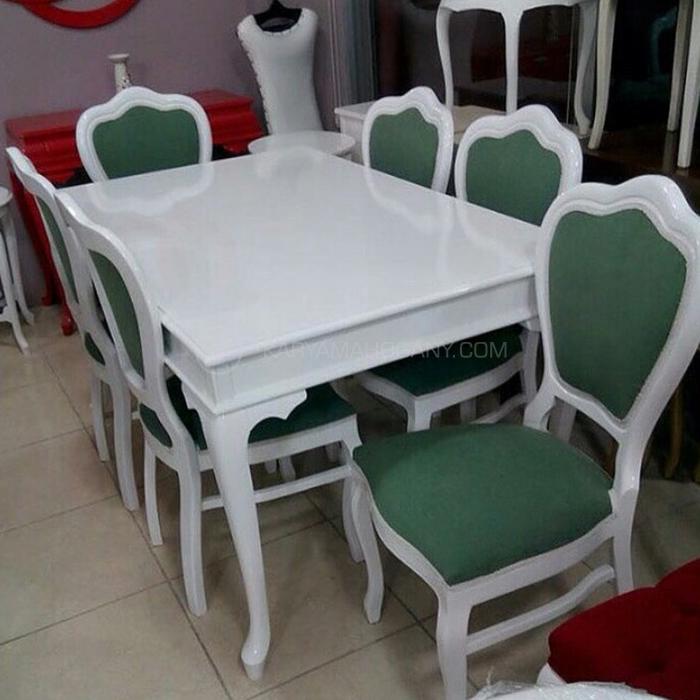 Meja Makan Duco / Mebel Jepara / Furniture Minimalis