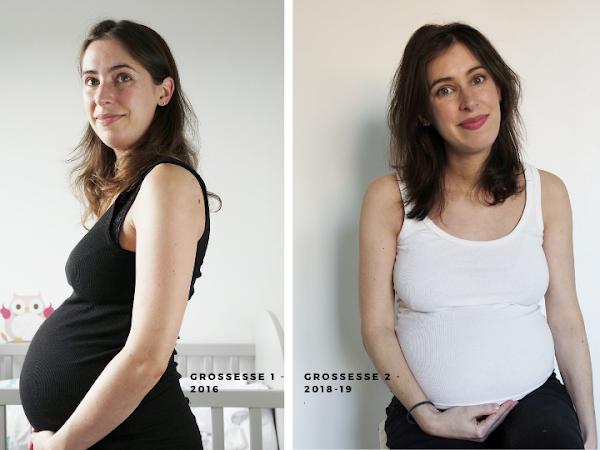 Comment j'ai vécu mes deux grossesses