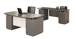 Mayline Sterling Executive Desk STL9