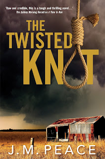 The Twisted Knot by J.M. Peace book cover