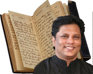 What was recorded in Lasantha's missing diary?