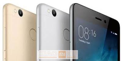 harga xiaomi redmi 3s dengan fingerprint