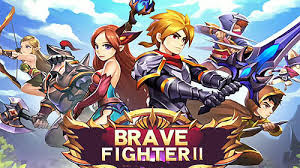 Brave Fighter 2 Mod Apk For Android