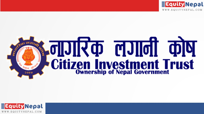 Citizen Investment Trust (Nagarik Lagani Kosh),
