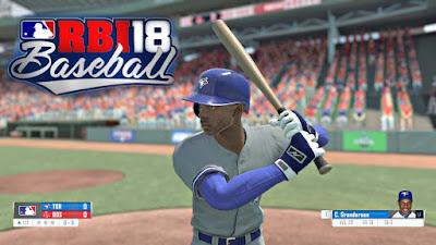 R.B.I. Baseball 18 Mod Apk + Data Download