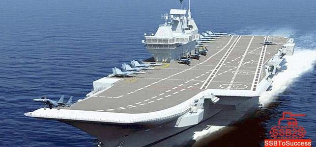 INS Vikramaditya: Symbol of Power at Sea