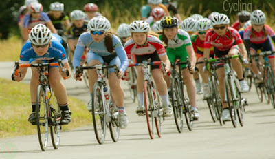 Cycling sport