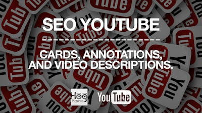 SEO YouTube dengan Kartu, Anotasi, dan Deskripsi Video - Hog Pictures