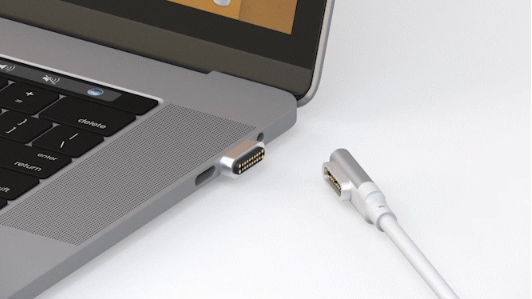 {filename}-Magx - Ultimate Magnetic Connector+cable For Macbook, $19