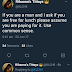 Twitter user comes under fire for saying a guy should pay for lunch even if she's the one who asks him out
