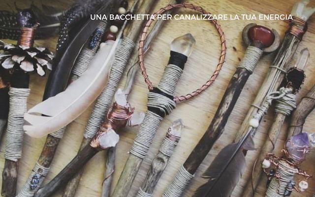 LA BACCHETTA MAGICA: A COSA SERVE E COME CREARLA