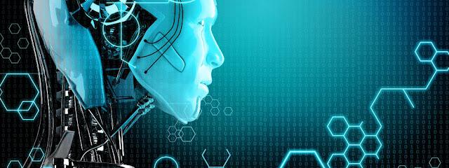 إحصاءات الذكاء الاصطناعي تظهر كيف سيعمل التعلم الآلي على تطوير حياتنا في المستقبل رسم توضيحي