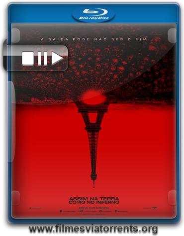 Assim na Terra como no Inferno Torrent - BluRay Rip 1080p Dublado 5.1 (2014)