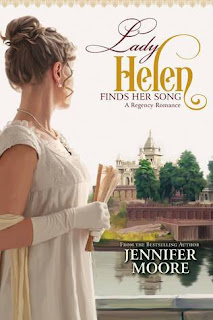 Heidi Reads... Lady Helen Finds Her Song by Jennifer Moore