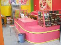 furniture interior semarang - display etalase makanan minuman01