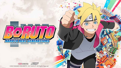 BORUTO: NARUTO NEXT GENERATIONS Episode 34