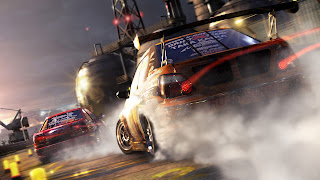 Race Driver: Grid PS3 Background