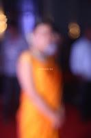 Shalini Pandey in Beautiful Orange Saree Sleeveless Blouse Choli ~  Exclusive Celebrities Galleries 026.JPG