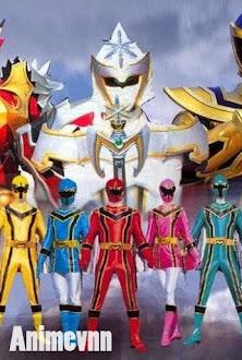 Siêu Nhân Phép Thuật Phần 2 - Mahou Sentai Magiranger The Movie: Cô Dâu Của Infershia 2013 Poster