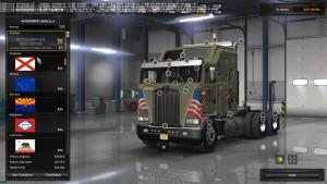 Truck – Kenworth K100 (1,27)