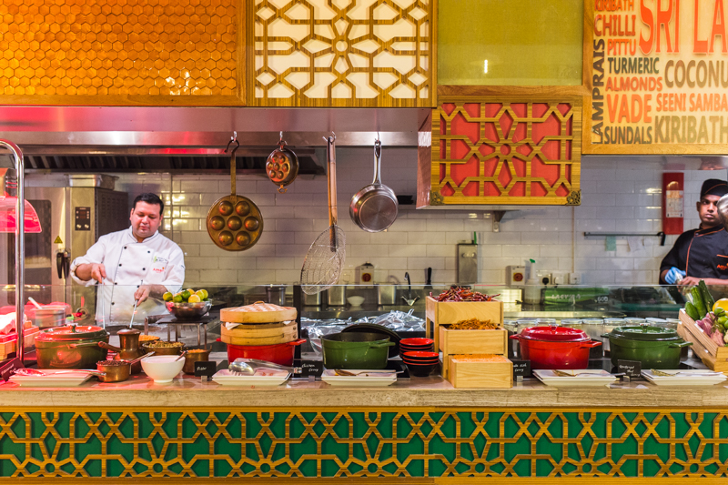 Amari Galle Hotel Restaurant