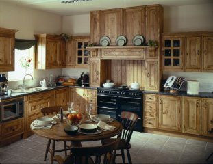 How to Mix Modern With a Country Kitchen