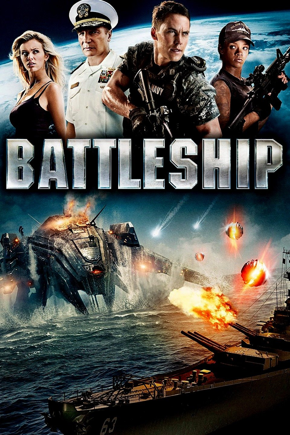 Battleship (2012) Dual Audio 480p & 720p BluRay x264 [Hindi – English] ESubs