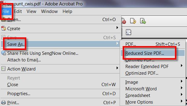 Technology Toolbox Three Ways to Reduce PDF File Size