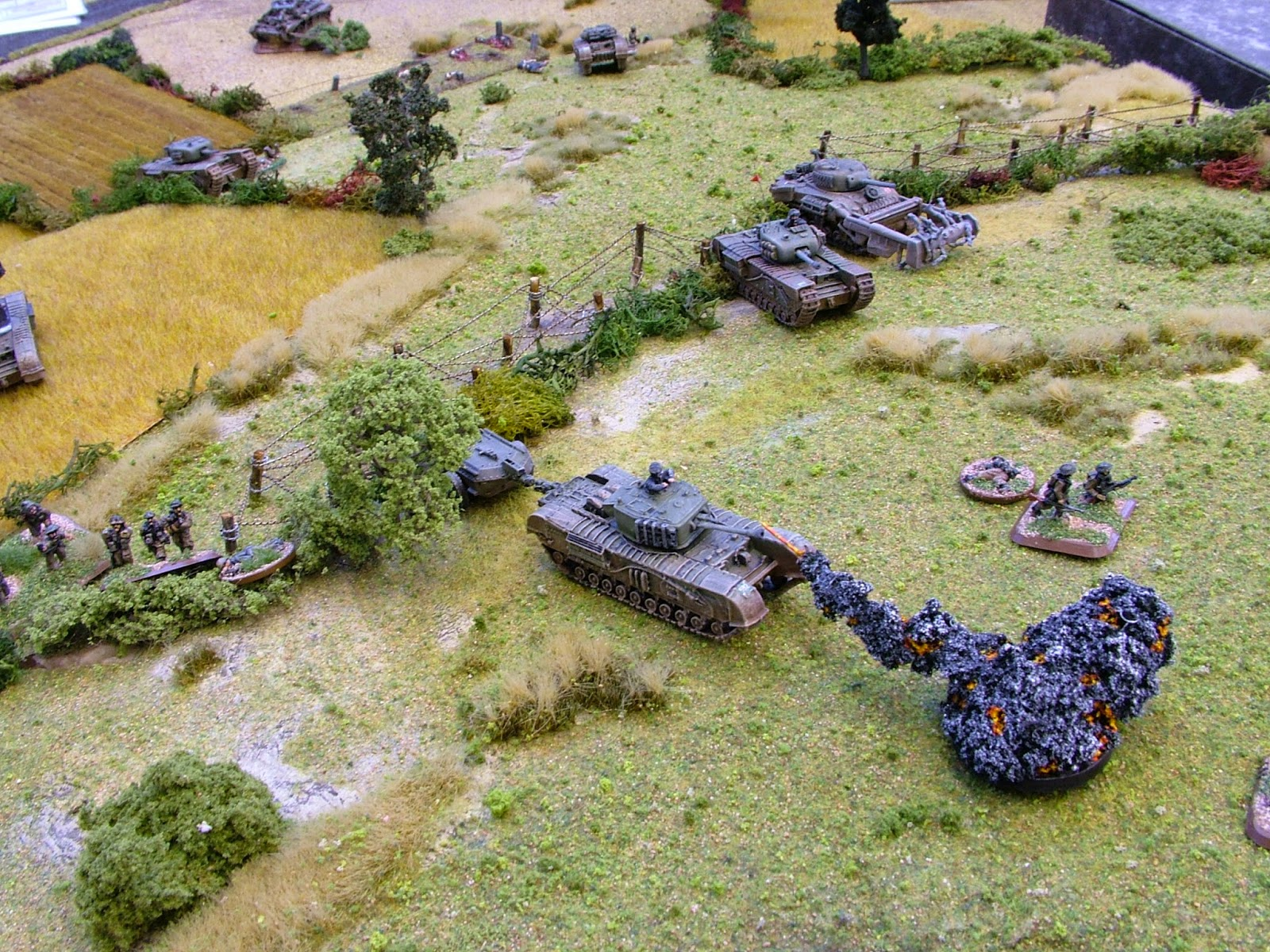 The bloody battle for Hill 112