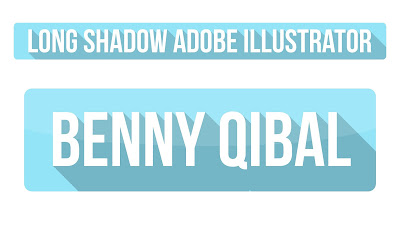 Long shadow adobe illustrator