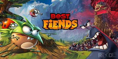 Best Fiends – Free Puzzle Game Apk for Free Download