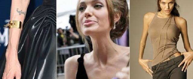 حقيقة وفاة انجلينا جولي الفنانة الامريكية بعد إصابتها بمرض السرطان الفتاك
