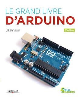 Le grand livre d'Arduino Gratuitement