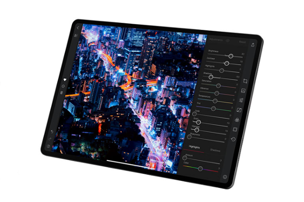 Darkroom photo editor for iPad released