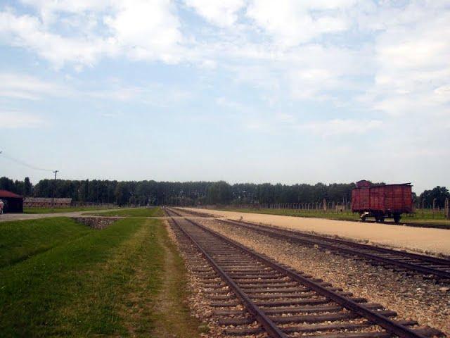 Campo de exterminio Auschwitz-Birkenau